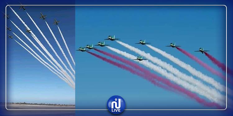 لأول مرة .. تونس تحتضن المعرض الدولي للطيران والفضاء والدفاع (صور)