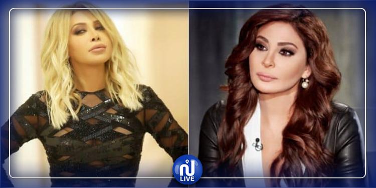 نوال الزغبي وإليسا تعترضان على تصرف حكومة لبنان تجاه 'كورونا'!