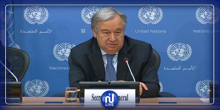 الأمم المتحدة : لا بدّ من خطة حرب للقضاء على ''كورونا''