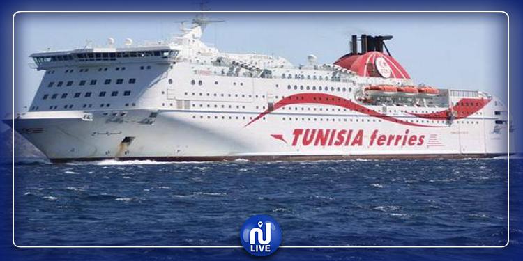 CTN : Report de la traversée vers Marseille