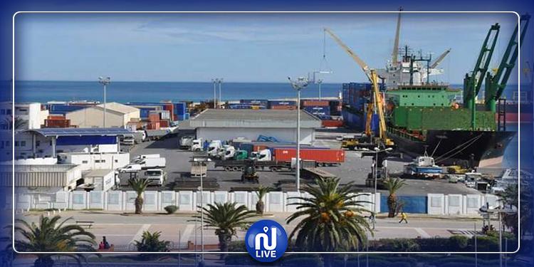 إجراءات جديدة  بالميناء التجاري بقابس للتوقي من فيروس كورونا