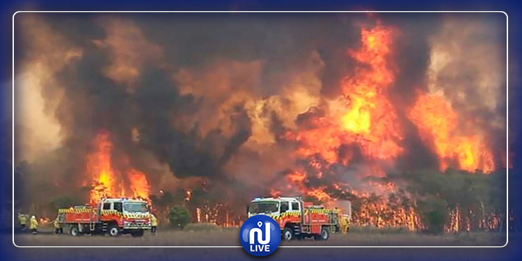 Aucun incendie en Australie, une première depuis 240 jours !