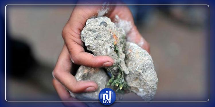 الملاسين : معركة بالحجارة والأسلحة  بين شبان حيي الفسقية و حفرة الشيخ عمر
