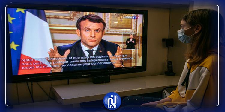 اليوم ..  خطاب مرتقب للرئيس الفرنسي امانويل ماكرون