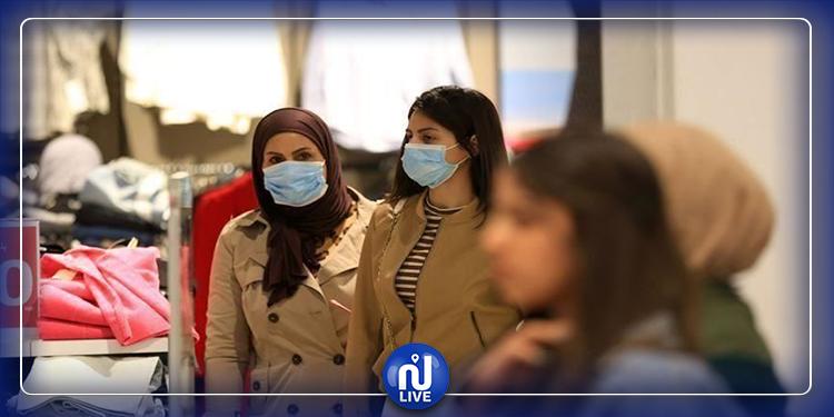 إرتفاع الإصابات بفيروس كورونا  في المغرب إلى   844 حالة