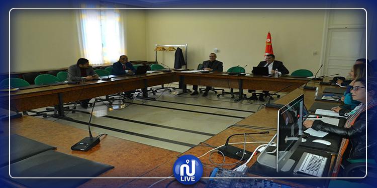 لجنة المالية تنظر   في عدد من مشاريع القوانين