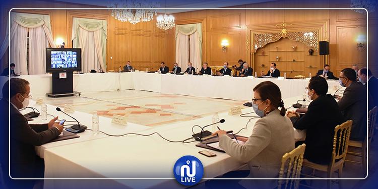 استعدادات شهر رمضان على طاولة إجتماع الهيئة الوطنية لمجابهة الكورونا