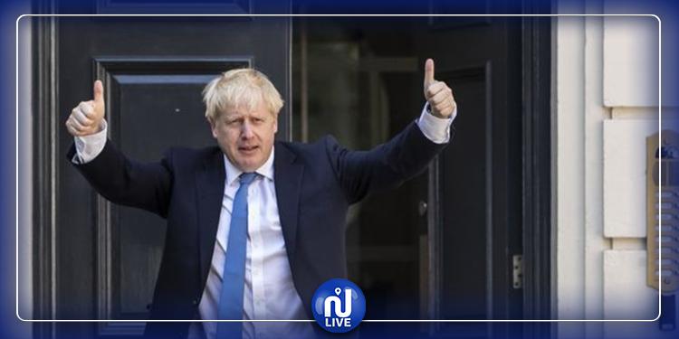 بوريس جونسون يستأنف قيادة الحكومة البريطانية الاثنين