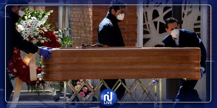 إسبانيا : حصيلة  الوفيات اليومية لفيروس كورونا  تعود للارتفاع مجددا