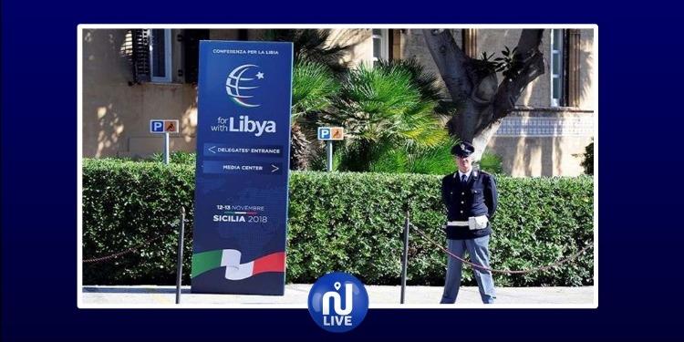 مؤتمر باليرمو: إمكانية إجراء الانتخابات في ليبيا الربيع القادم