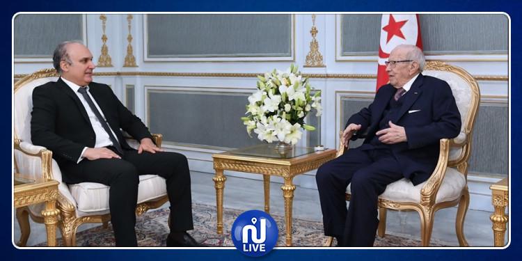 فحوى لقاء رئيس الجمهورية   برئيس الهيئة العليا المستقلة للانتخابات