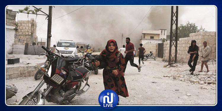 التحالف الدولي بقيادة الولايات المتحدة يعترف بقتل حوالي 1300 مدنيا في سوريا والعراق