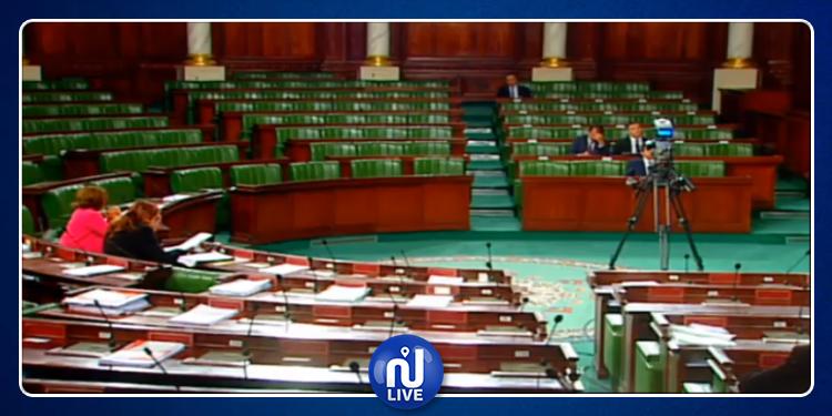 جلسة عامة بالبرلمان: نائبتان فقط تسائلان أنور معروف!