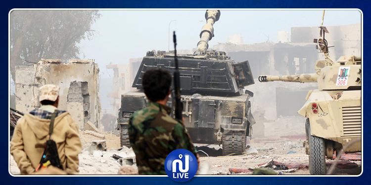 ليبيا: حكومة طرابلس تعلن القبض على عدد من ''الدواعش''