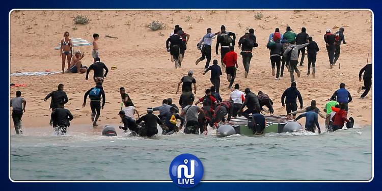 المغرب: إحباط 25 ألف محاولة هجرة غير نظامية نحو إسبانيا  خلال 2019