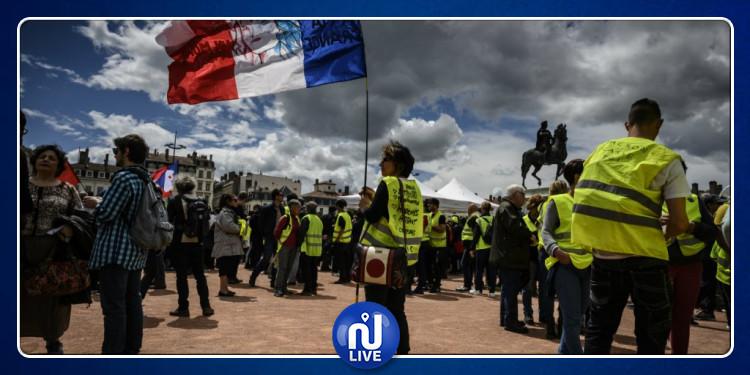 فرنسا: تراجع ملحوظ في عدد المشاركين في احتجاجات السترات الصفراء