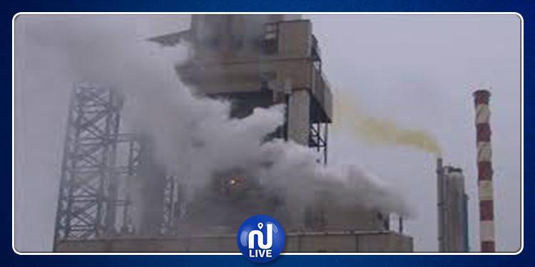 قابس: التلوث يثير احتجاج  متساكني مدينة غنوش