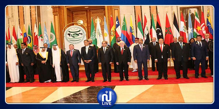 بداية توافد الزعماء العرب على مكة للمشاركة في القمة العربية الطارئة