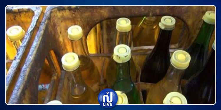 بن عروس : حجز 1700 لتر من الزيت النباتي المدعم