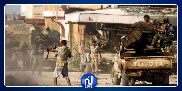 الصحة العالمية: مصرع 443 شخصا و نزوح 60 ألفا أخرين جراء الحرب في طرابلس