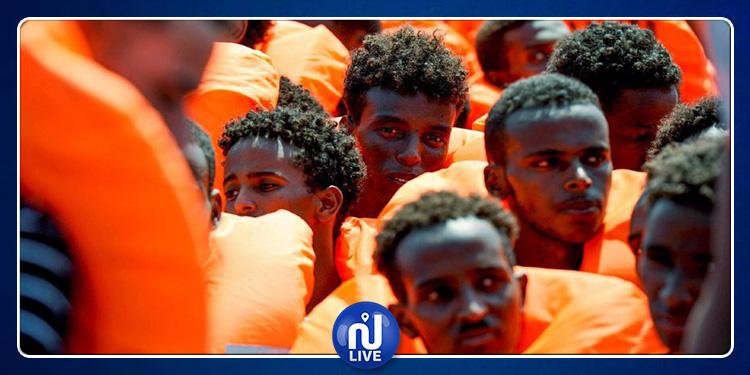 مالطا تنقذ 216 مهاجرا بالبحر المتوسّط