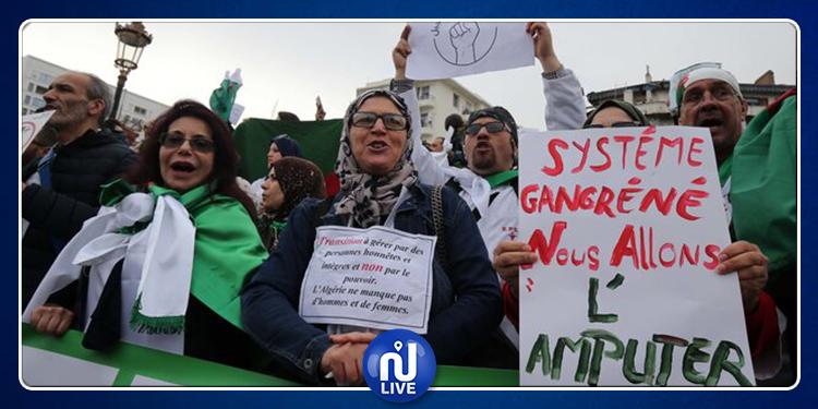 الجزائر: ناشطون يتّهمون نظام بوتفليقة بتهريب 24 مليار دولار إلى سويسرا