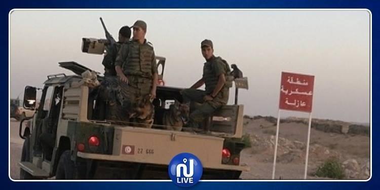 إيقاف 4 أفارقة كانوا ينوون التسلل خلسة إلى التراب التونسي
