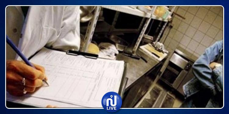 فرق المراقبة الصحية تقترح إغلاق 103 محلاّ بسبب إخلالات بشروط حفظ الصحة