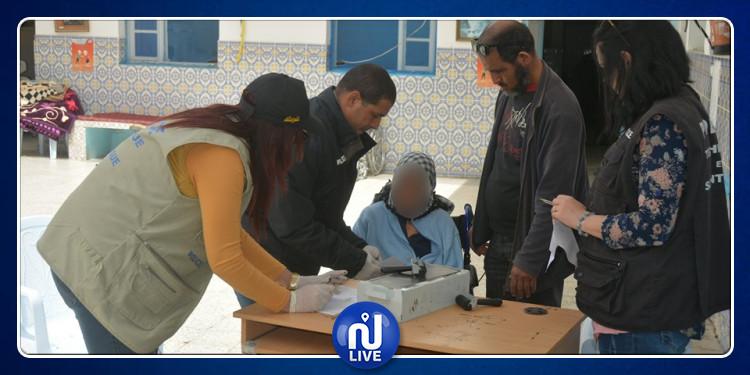 الإدارة العامة للأمن العمومي بجندوبة  ترسل فريقا فنيا إلى مركز رعاية المسنين