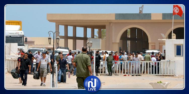 مفوضية اللاجئين تتوقّع نزوح 25 ألف ليبي نحو تونس
