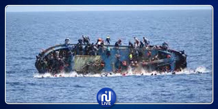 وزارة الدفاع: المركب الغارق انطلق من زوارة الليبية في اتجاه إيطاليا