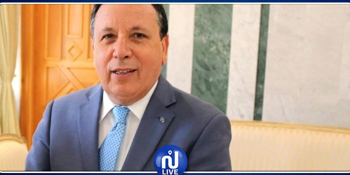 وزير الخارجية يلتقي الأمين العام لمنظمة حلف الشمال الأطلسي