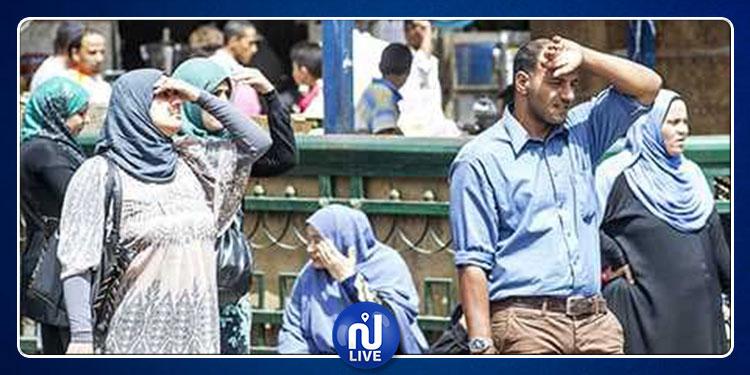 مصر: وفيات بسبب ارتفاع درجات الحرارة