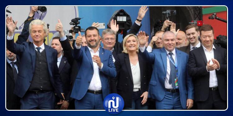 قادة اليمين المتطرّف يجتمعون بميلانو ويعدون بـ''أوروبا جديدة''
