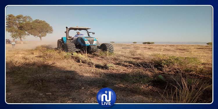 القصرين : استرجاع 103 هكتارات من الأراضي الدولية الفلاحية