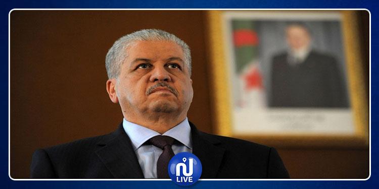 الجزائر: بطاقة إيداع بالسجن ضدّ عبد الملك سلال