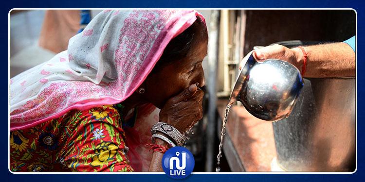 الهند: موجة حر شديدة تتسبب في وفاة 49 شخصا