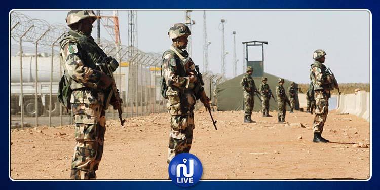 الجيش الجزائري يعلن القبض على 5 إرهابيين