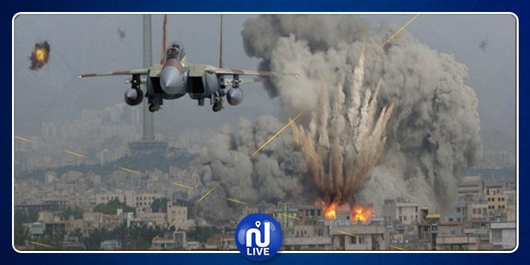 الطيران الإسرائيلي يشنّ غارات ضدّ موقع ''تونس'' للمقاومة الفلسطينية
