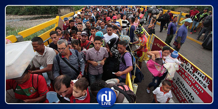 4 ملايين شخص فرّوا من فنزويلا بسبب الأزمة الاقتصادية