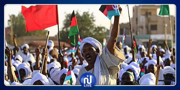 مسيرات شعبية حاشدة تجوب السودان ضد المجلس العسكري