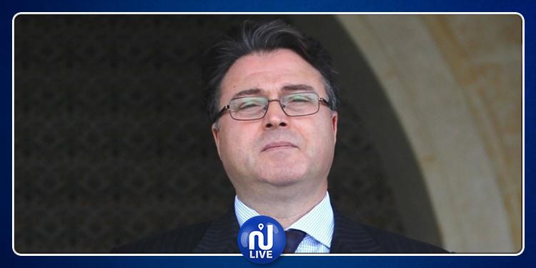 رسميا: نبيل عجرود مديرا جديدا لديوان رئيس الجمهورية