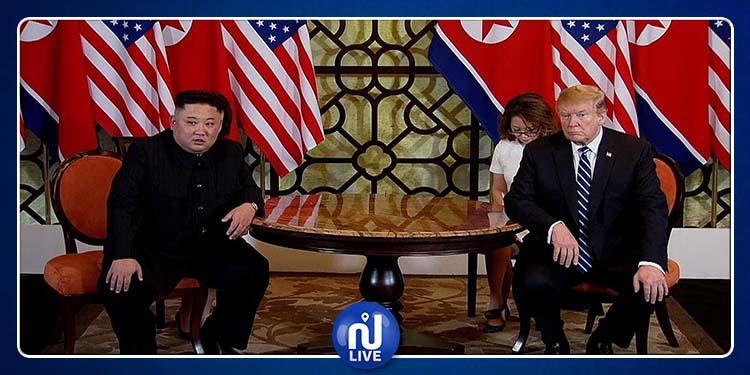 ترامب يريد مقابلة كيم على الحدود بين الكوريتين