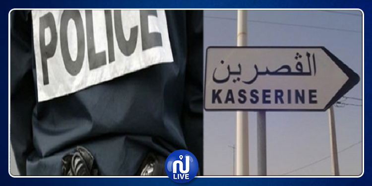 القصرين: مواطن يعتدي بالعنف على عون أمن