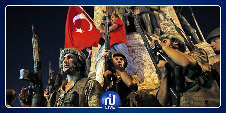 تركيا: اعتقال 128 عسكريا بشبهة الانتماء لمنظمة غولن