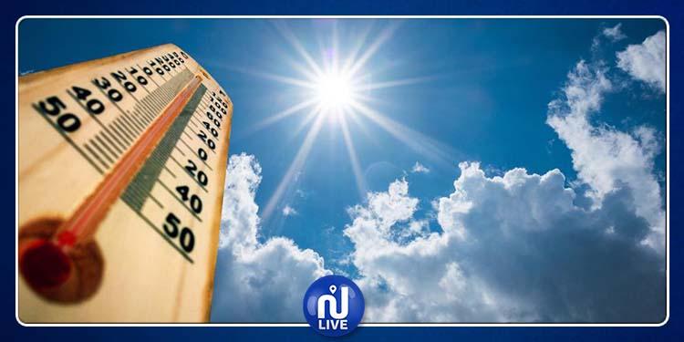 تواصل ارتفاع درجات الحرارة غدا