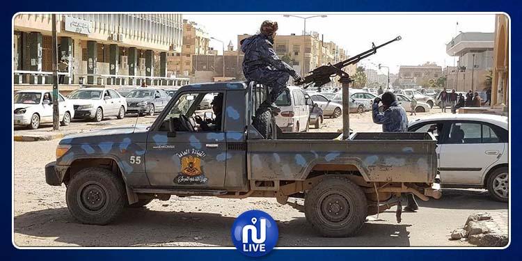 ليبيا: حكومة الوفاق تستعيد مدينة غريان من قوات حفتر