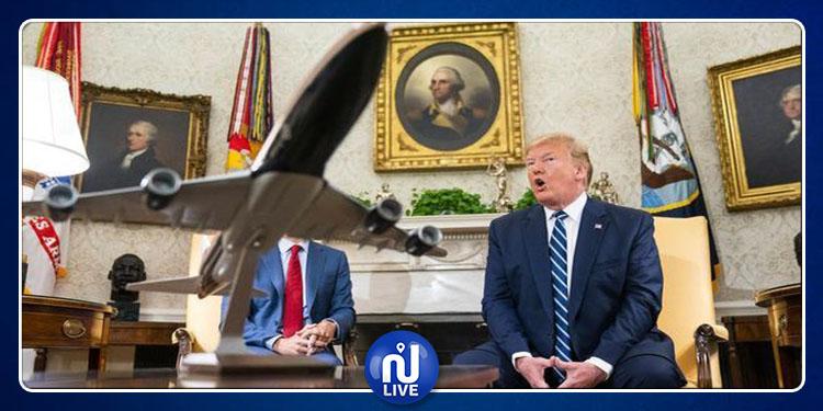 ترامب: ''الخـيار العـسكري ضدّ إيران مايزال قائما''