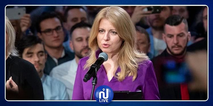 سلوفاكيا: تنصيب أوّل رئيسة للبـلاد