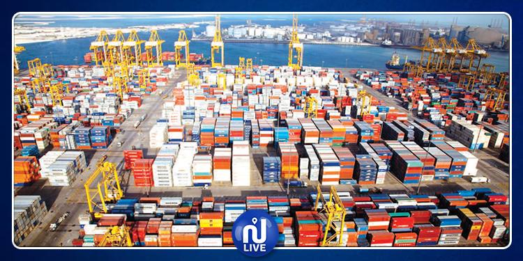 انخفاض التبادل التجاري مع الخارج على مستوى الصادرات والواردات